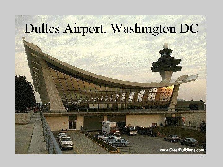 Dulles Airport, Washington DC 11