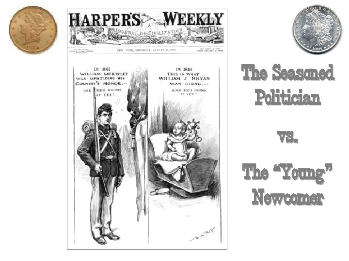 """The Seasoned Politician vs. The """"Young"""" Newcomer"""