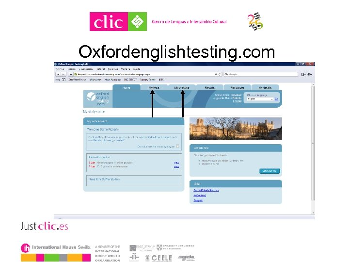 Oxfordenglishtesting. com
