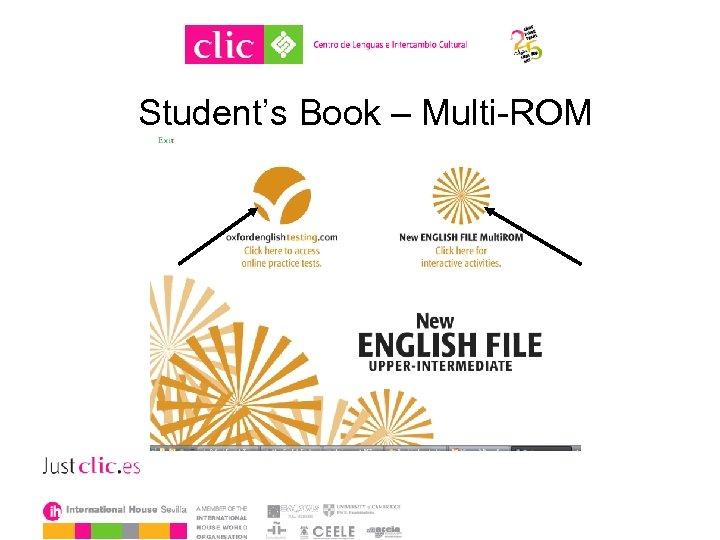 Student's Book – Multi-ROM