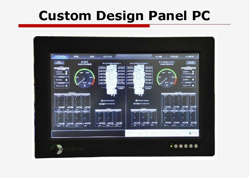 Custom Design Panel PC