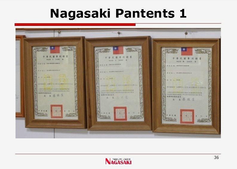 Nagasaki Pantents 1 36
