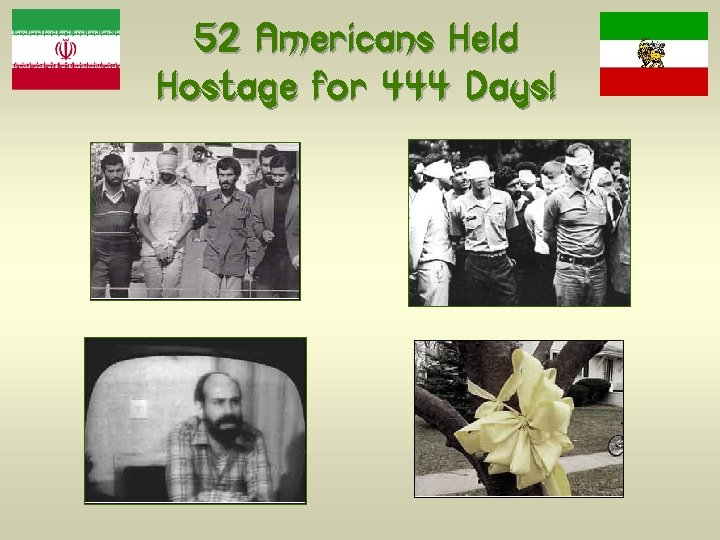 52 Americans Held Hostage for 444 Days!