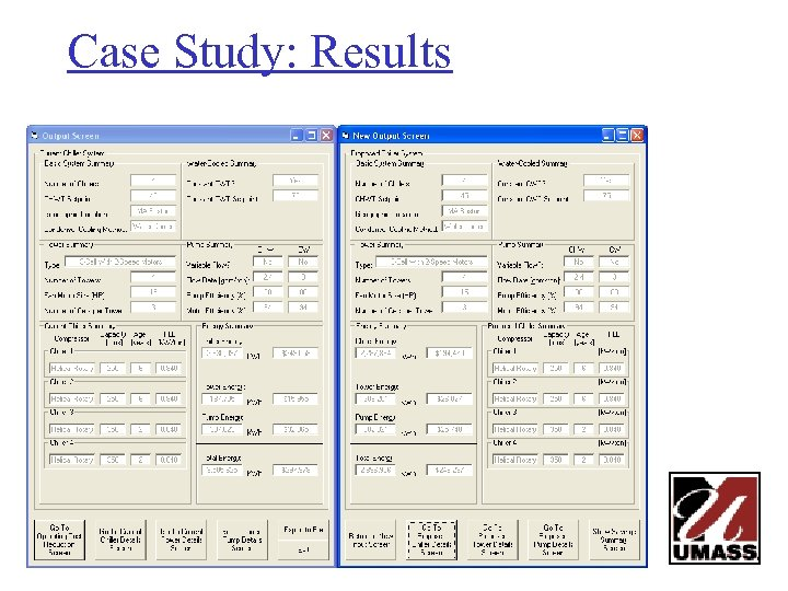 Case Study: Results