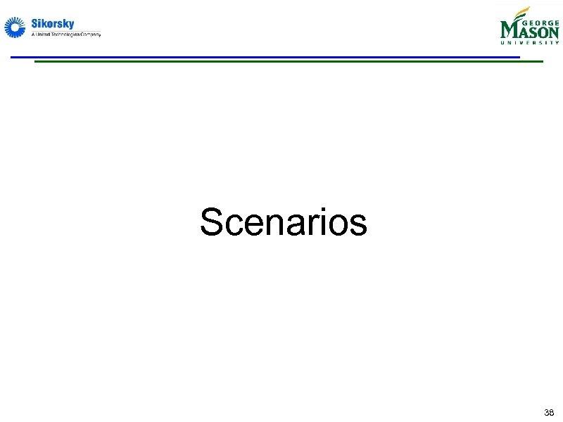 Scenarios 38