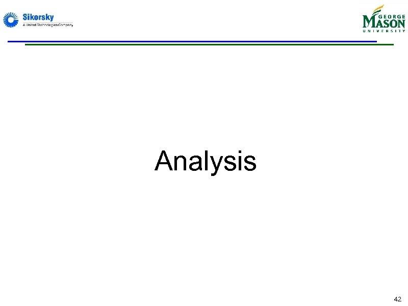 Analysis 42