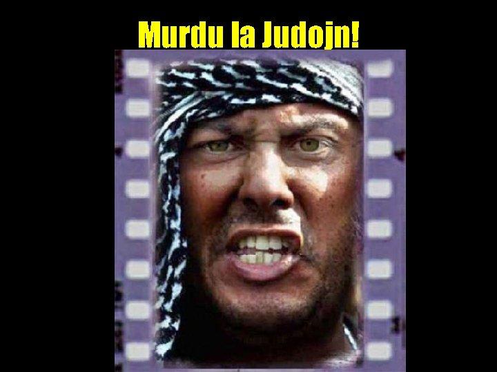Murdu la Judojn!