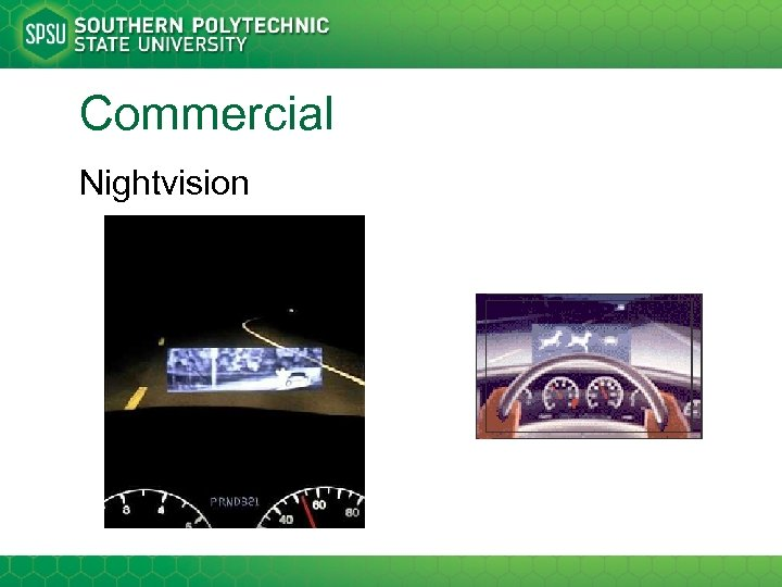 Commercial Nightvision