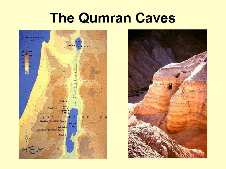 The Qumran Caves