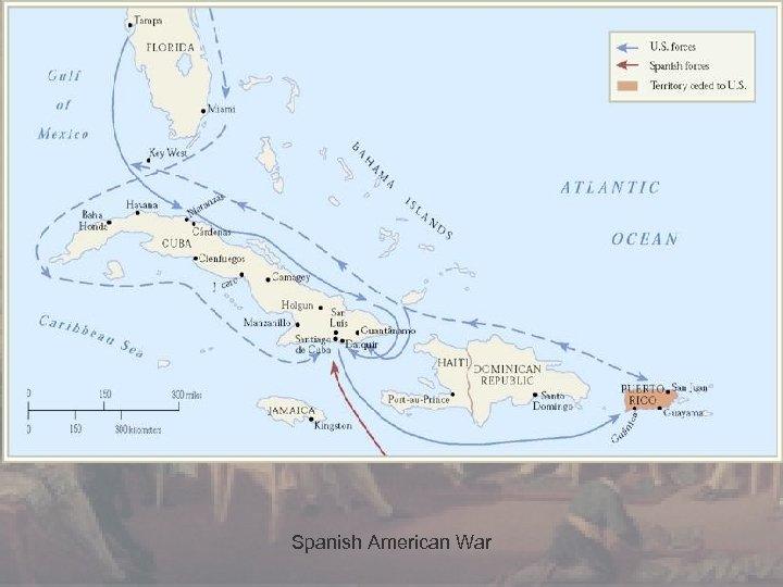 ™ Spanish American War