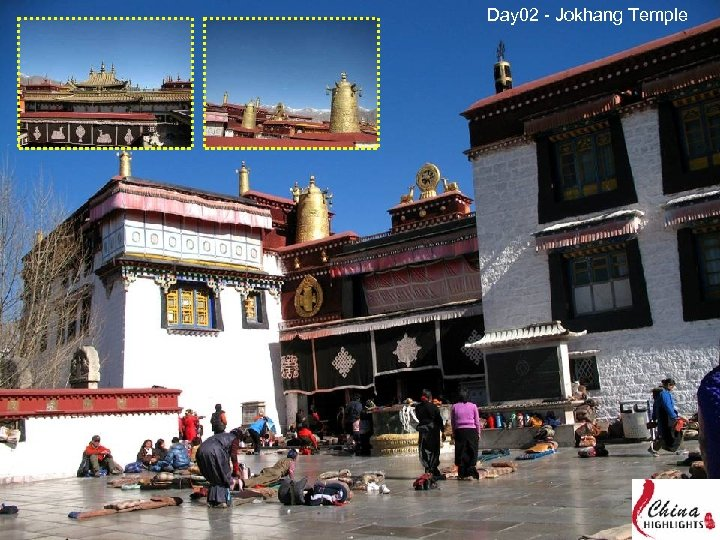 Day 02 - Jokhang Temple