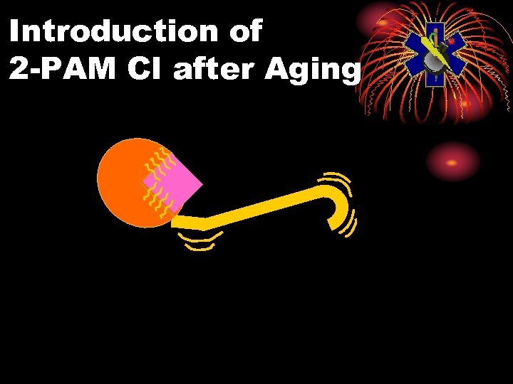 Introduction of 2 -PAM Cl after Aging