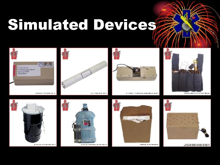 Simulated Devices