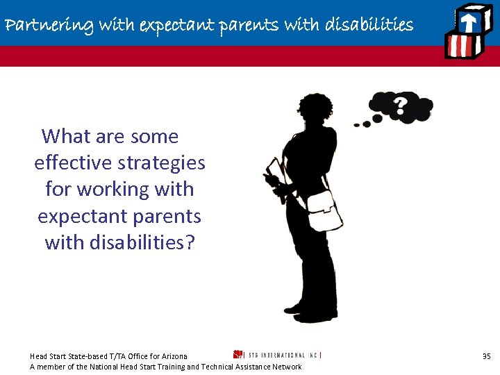 Partnering with expectant parents with disabilities What are some effective strategies for working with