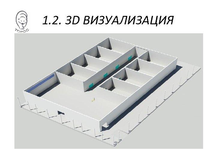 1. 2. 3 D ВИЗУАЛИЗАЦИЯ