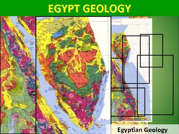 EGYPT GEOLOGY 5000 3000 1500 0 Egyptian Geology
