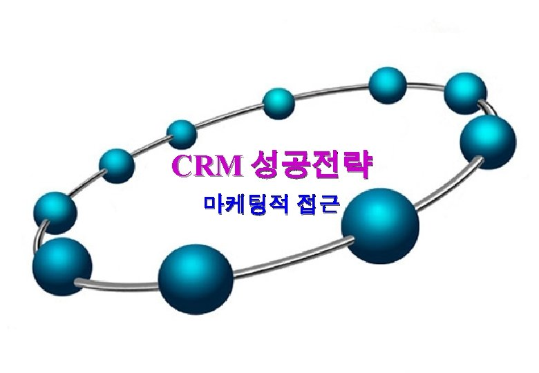 CRM 성공전략 마케팅적 접근 0