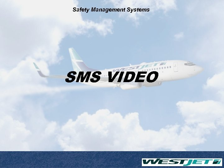 Safety Management Systems SMS VIDEO