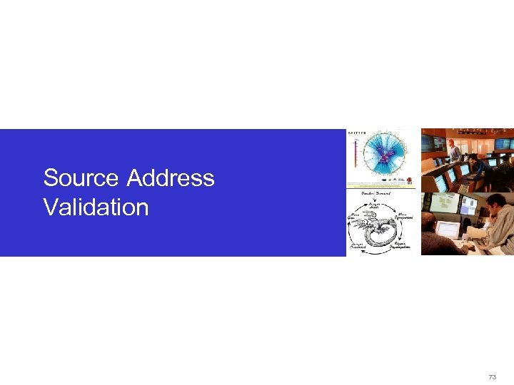 Source Address Validation 73