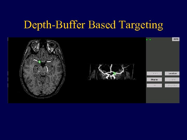 Depth-Buffer Based Targeting