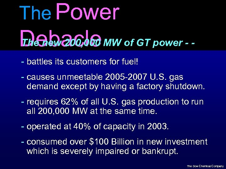 The Power The new 200, 000 Debacle MW of GT power - - battles