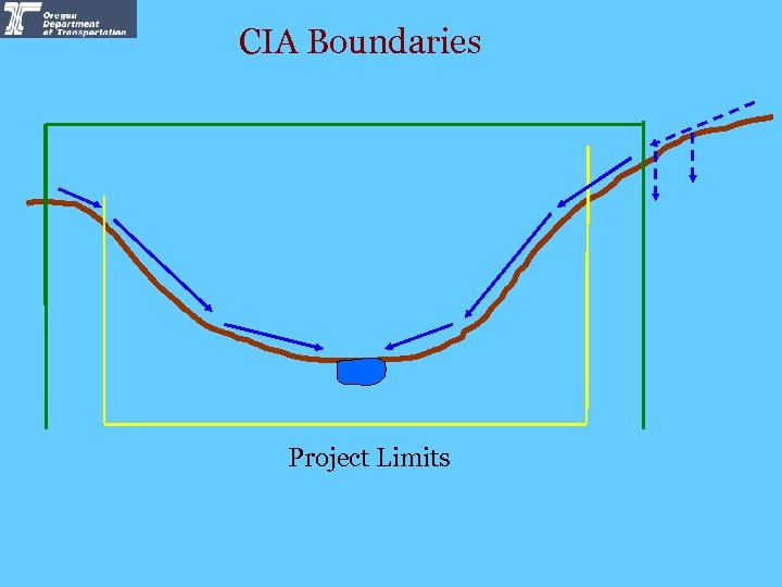 CIA Boundaries Project Limits