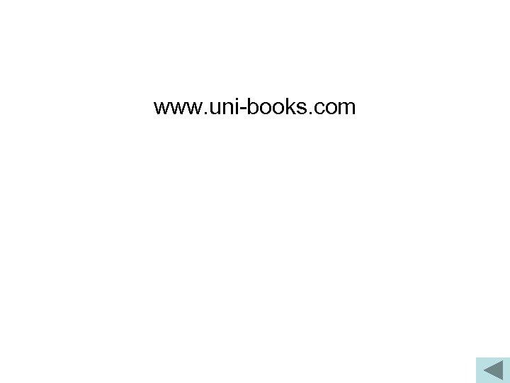 www. uni books. com