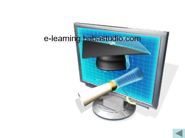 e learning. babastudio. com