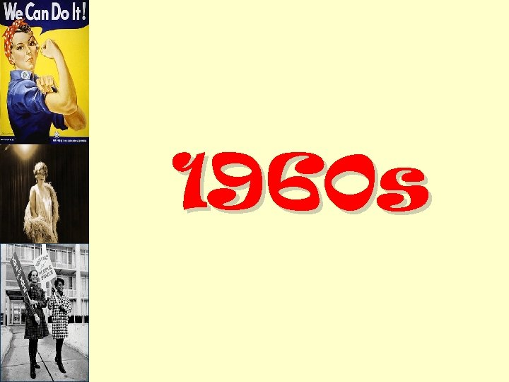 1960 s