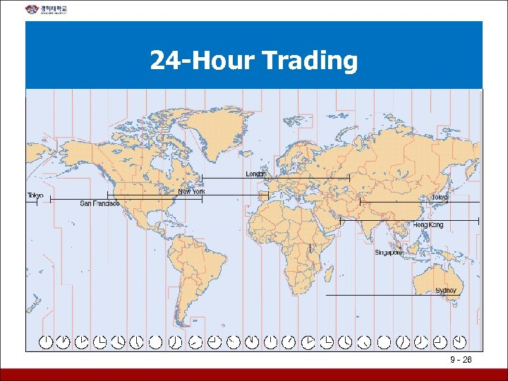 24 -Hour Trading 9 - 26