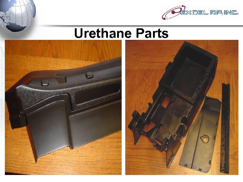 Urethane Parts