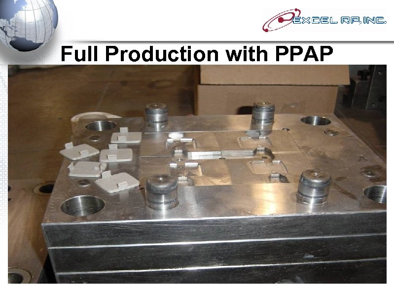 Full Production with PPAP