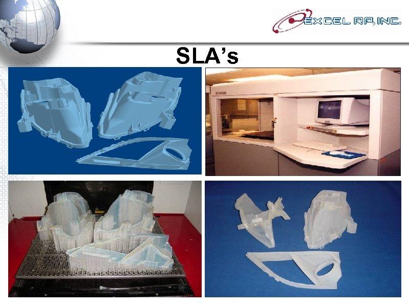 SLA's