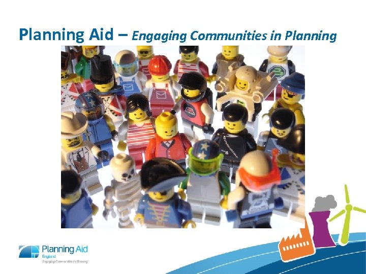 Planning Aid – Engaging Communities in Planning