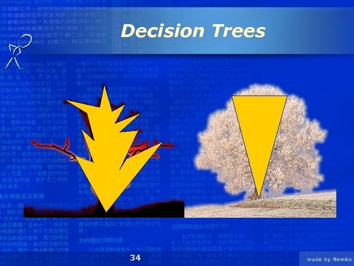 Decision Trees 34