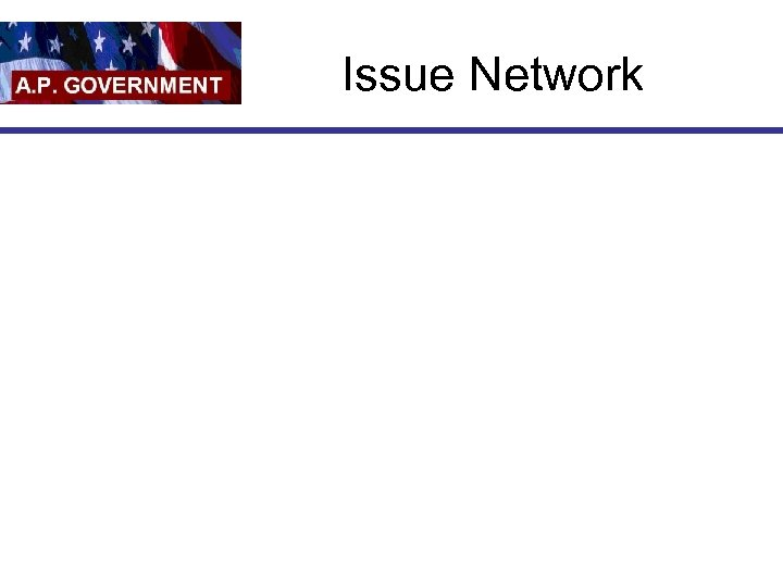Issue Network