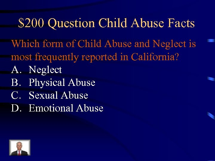 essays on emotional child abuse Child abuse and neglect are serious global problems and can be in the form of physical, sexual, emotional or just neglect in providing for the child's needs these factors can leave the child with serious, long-lasting psychological damage.