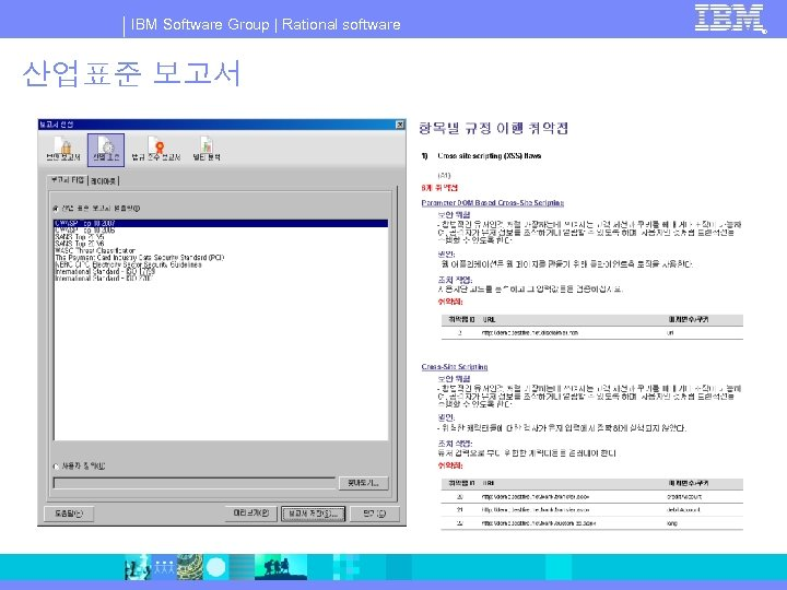 IBM Software Group | Rational software 산업표준 보고서 ®