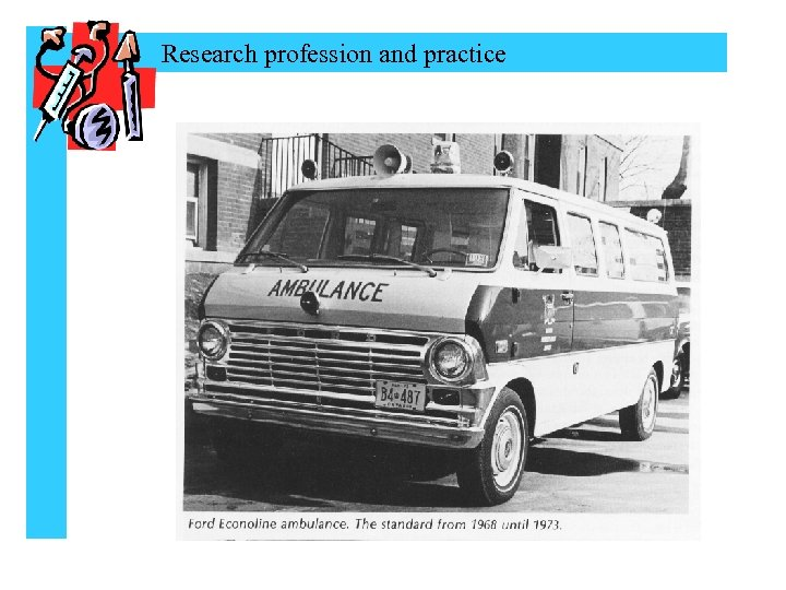 Research profession and practice