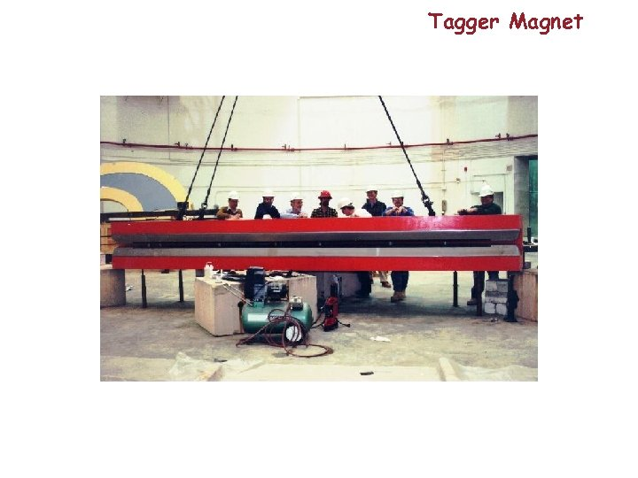 Tagger Magnet