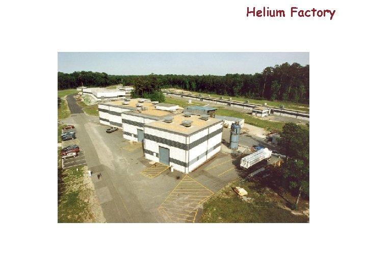 Helium Factory