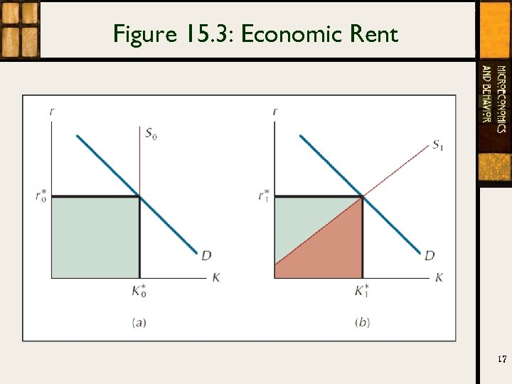 Figure 15. 3: Economic Rent 17