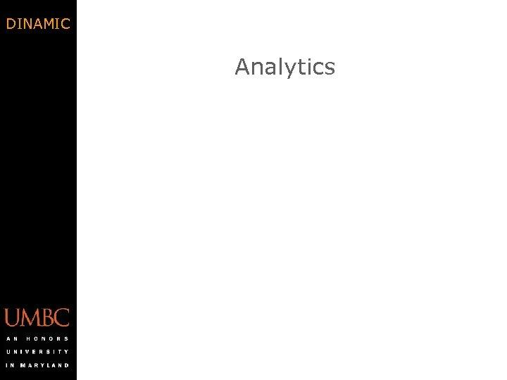 DINAMIC Analytics