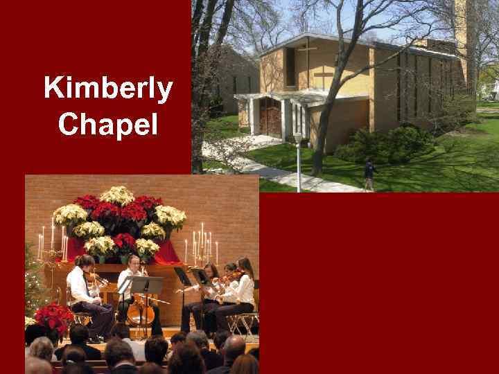 Kimberly Chapel
