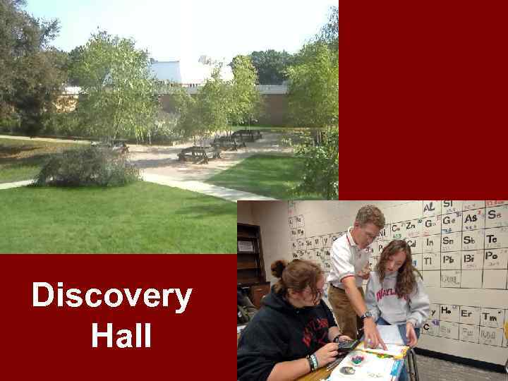 Discovery Hall