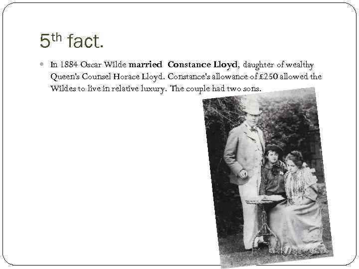10 decadent facts about oscar wilde listverse