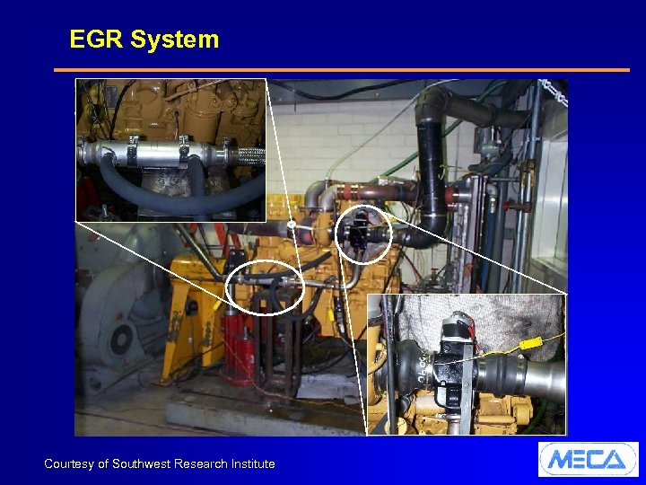 EGR System Courtesy of Southwest Research Institute