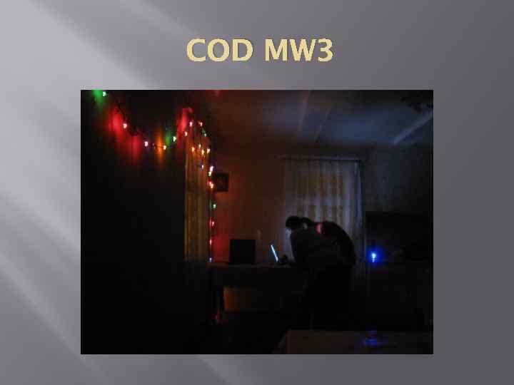 COD MW 3