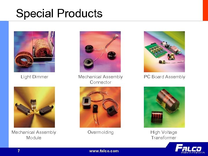 Special Products Light Dimmer Mechanical Assembly Connector PC Board Assembly Mechanical Assembly Module Overmolding