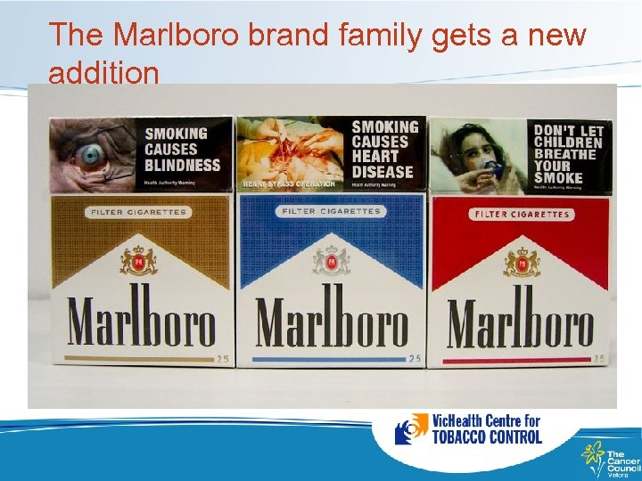 The Marlboro brand family gets a new addition